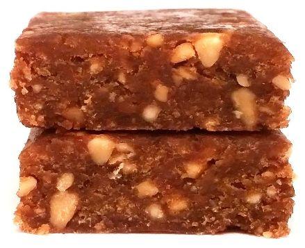 Purella Food, Ewa Chodakowska Be Raw Healthy Snack, surowy wegański batonik o smaku masło orzechowego, copyright Olga Kublik