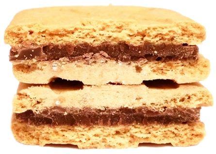 Sondey, Take it choco, ciastka z Lidla, kruche herbatniki z kremem czekoladowym, copyright Olga Kublik