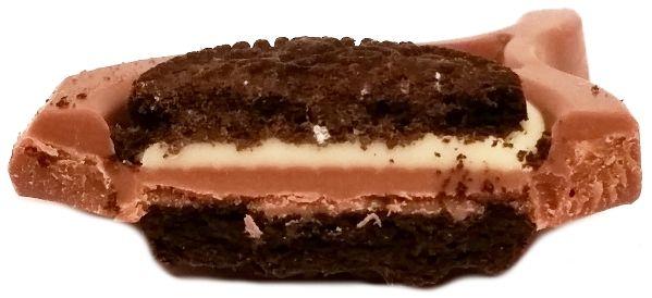 Milka, Oreo Sandwich, mleczna czekolada z kakaowymi herbatnikami, copyright Olga Kublik