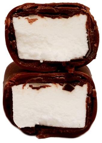 Algida, Magnum Double Coconut, lody kokosowe z sosem czekoladowym, polewą kakaową i czekoladą mleczną, lód na patyku, copyright Olga Kublik