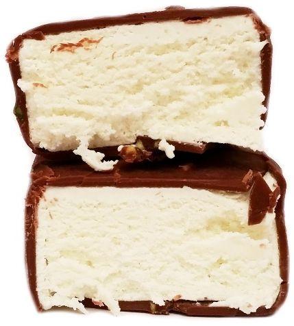 Gelatelli, Pistachio, limitowane lody pistacjowe w mlecznej czekoladzie z kawałkami orzechów pistacjowych z Lidla, copyright Olga Kublik