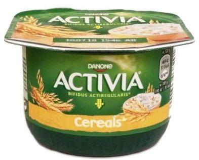 Danone, Activia Cereals, łagodny jogurt z otrębami i płatkami zbożowymi, copyright Olga Kublik
