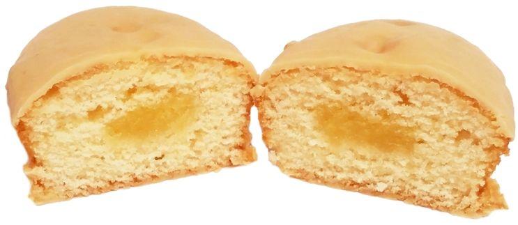 ETi, Adicto GO! Lemon Cream, babeczka magdalenka z kremem cytrynowym i polewą cytrynową, copyright Olga Kublik