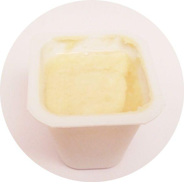 Humana, Milk minis Grieß - Vanille, deserki mleczne z kaszą manną o smaku waniliowym z Biedronki, copyright Olga Kublik
