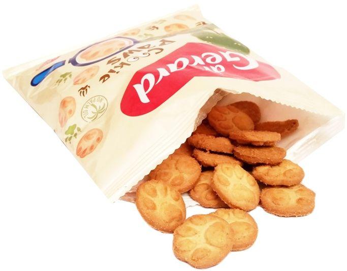 Dr Gerard, Cookie Paws, ciasteczka dla dzieci w kształcie łapek zwierzątek, herbatniki bez syropu glukozowo-fruktozowego, copyright Olga Kublik