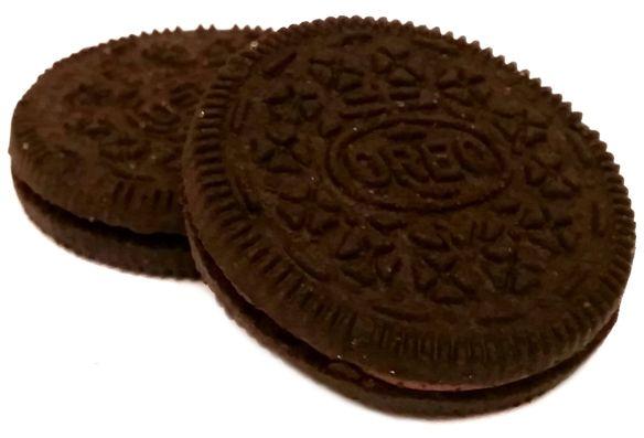 Mondelez, Oreo Choco Brownie Flavour, kakaowe herbatniki z czekoladowym kremem, copyright Olga Kublik