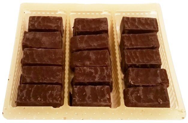 Odra, Mleczko Familijne czekoladowe, polskie ptasie mleczko, delikatne kakaowe pianki, copyright Olga Kublik