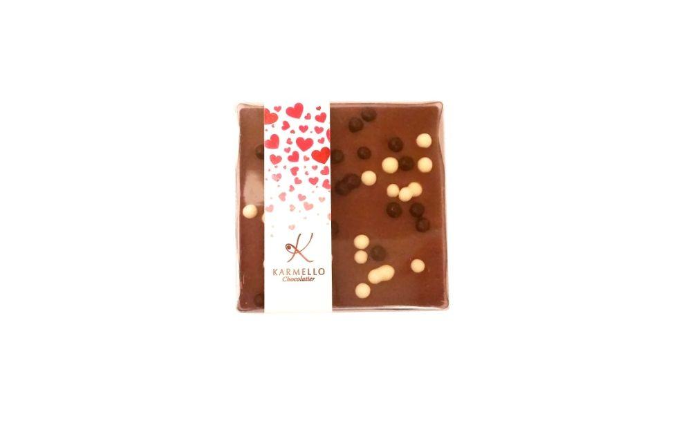 Karmello Chocolatier Czekolada Mleczna Z Chrupiacymi Kuleczkami Recenzja Wartosci Odzywcze Kalorie Sklad