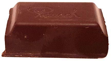 Rausch Plantagen, Costa Rica Edelkakao-Schokolade 75 cocoa, ciemna czekolada gorzka z Niemiec, copyright Olga Kublik