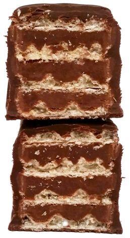 ETi, Dare to Enjoy, tureckie wafle w ciemnej czekoladzie deserowej z kremem kakaowym, copyright Olga Kublik
