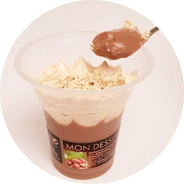Ursi, Mon Dessert Double Nut, orzechowy deser z bitą śmietaną, copyright Olga Kublik
