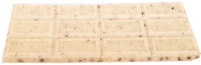 Hershey's, Cookies'n'Creme, biała czekolada z ciasteczkami kakaowymi, copyright Olga Kublik