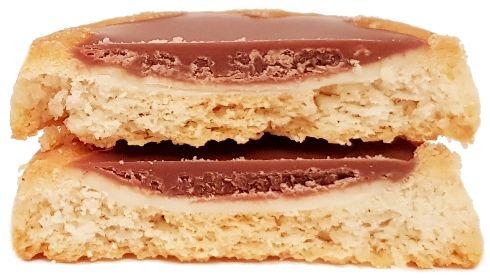 Milka, Choco Minis, ciastka z mleczną czekoladą i kremem mlecznym, kruche herbatniki, copyright Olga Kublik
