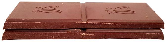 Tesco finest, Sao Tome Dark Chocolate 71, afrykańska gorzka czekolada z Tesco, copyright Olga Kublik