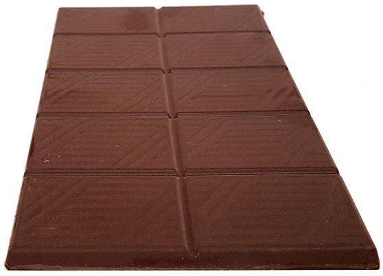 Tesco finest, Swiss Dark Chocolate 72, szwajcarska gorzka czekolada z Tesco, copyright Olga Kublik