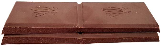Tesco finest, Peruvian Dark Chocolate 70%, ciemna czekolada z Tesco, copyright Olga Kublik