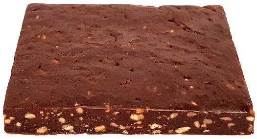 FreeYu, Energy Boost raw bar 100 kcal, wegański surowy baton z kakao i bananem, copyright Olga Kublik