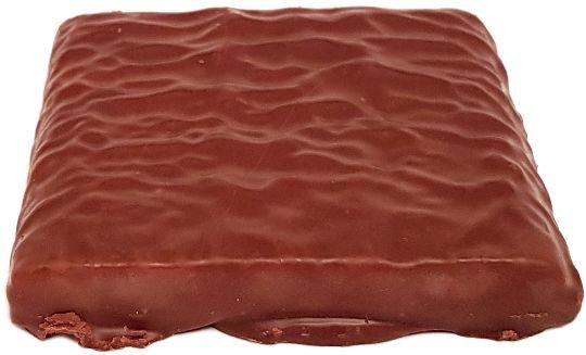Bakalland, BArdzo bakaliowa tabliczka w czekoladzie daktyle, kokos, kawa, copyright Olga Kublik