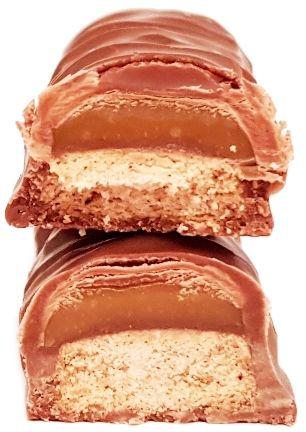 Mars, Twix Ginger Cookie Xtra, baton z mleczną czekoladą, ciastko korzenne, karmel, copyright Olga Kublik