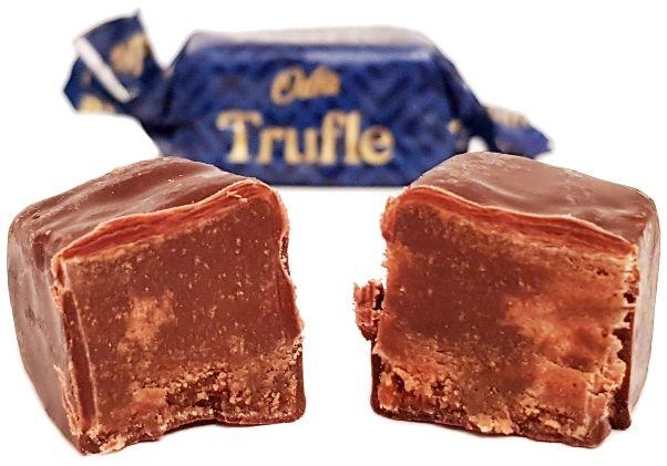 Odra, Trufle w czekoladzie o smaku ajerkoniaku, copyright Olga Kublik