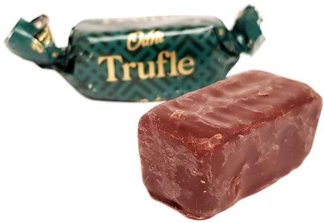 Odra, Trufle w czekoladzie o smaku irish cream, copyright Olga Kublik