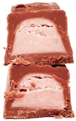 Terravita, Czekolada mleczna 35 cocoa nadzienie jogurtowo-malinowe, copyright Olga Kublik