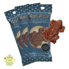 Czekoladowa żaba Harry Potter Jelly Belly 15g