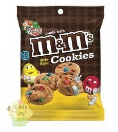 Ciastka M&M's Cookies 51g