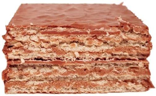 IDC Holding, Sedita Attack Hazelnut, orzechowy wafel z czekoladą mleczną, copyright Olga Kublik