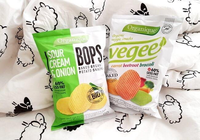 Słodycze na Dzień Dziecka 2019 rok - chipsy warzywne
