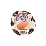 ETi, Milk Burger Z mlekiem i miodem, mleczna kanapka miodowa waniliowa, copyright Olga Kublik