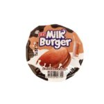 ETi, Milk Burger Z mlekiem i z kakao, czekoladowa mleczna kanapka, copyright Olga Kublik