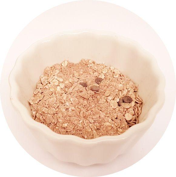 Kaufland, Porridge Chocolate, owsianka czekoladowa, copyright Olga Kublik