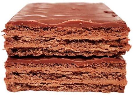 Mieszko, Chocoladorro wafel mocno kakaowy, copyright Olga Kublik