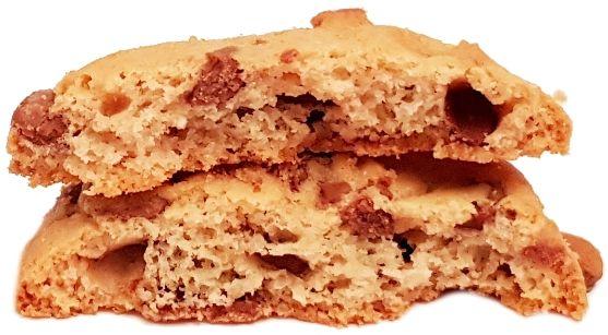Milka, Pieguski Choco Cookie, ciastka z czekoladą mleczną, american cookies, copyright Olga Kublik