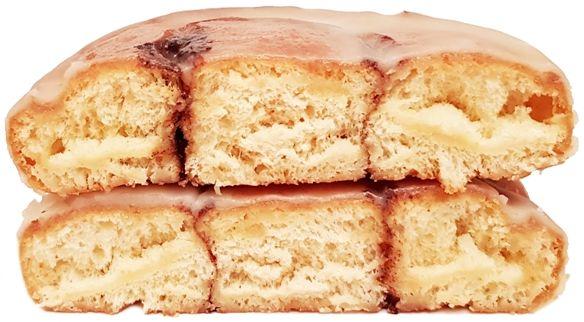 Flowers Food, Mrs. Freshleys Cinnamon Swirl Bun, amerykańska bułka drożdżowa z cynamonem i lukrem, słodka bułka drożdżowa, copyright Olga Kublik