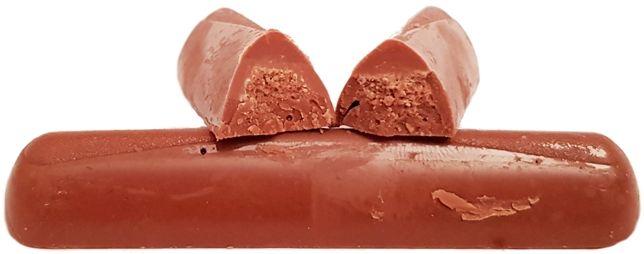 Mondelez, ukraińska bombonierka Korona De Luxe Assorted Pralines, mleczne czekoladki z nadzieniem, pralinki z kremem, copyright Olga Kublik