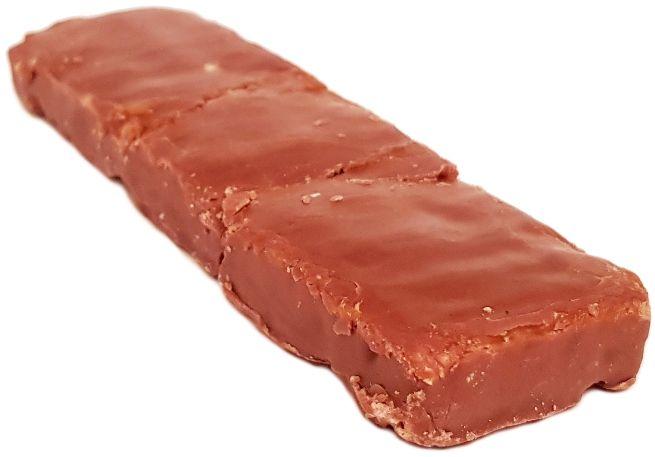 Hershey's, baton Whatchamacallit, baton czekoladowy z karmelem i chrupkami orzechowymi, copyright Olga Kublik