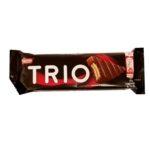 Nestle, baton Trio, baton czekoladowy z ciastkiem i kremem orzechowym, copyright Olga Kublik