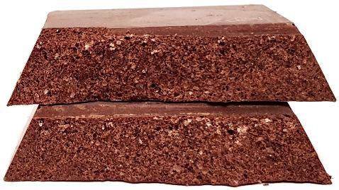 SiciliaTentazioni, Cioccolato di Modica al limone, ciemna czekolada deserowa 50% o smaku cytrynowym, copyright Olga Kublik