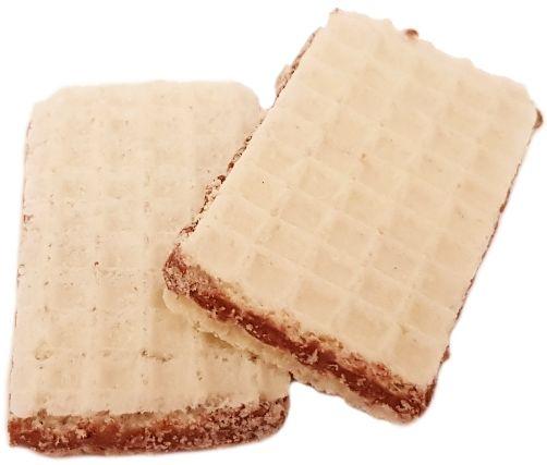 Glutenex, bezglutenowe Wafle z kremem czekoladowo-orzechowym, copyright Olga Kublik