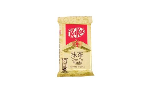 Nestle, Kit Kat Green Tea Matcha, kit kat zielona herbata, copyright Olga Kublik