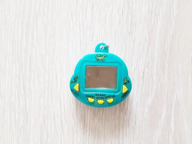 Tamagotchi to japońska zabawka elektroniczna