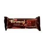 ETi, brownie Browni Chocolate Hazelnut Cake, czekoladowe brownie z orzechami laskowymi, copyright Olga Kublik