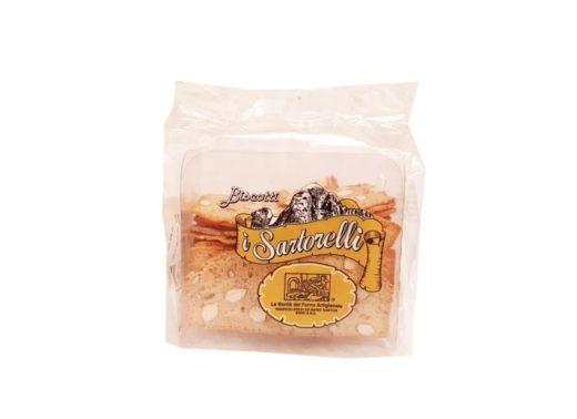 I Sartorelli, Biscotti alle Mandrole, włoskie ciastka z migdałami, copyright Olga Kublik