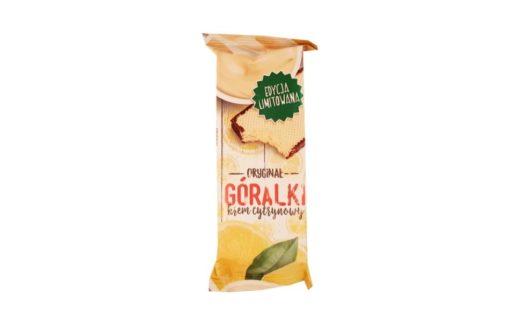 I.D.C. Polonia, Góralki smak cytrynowy, wafle cytrynowe, copyright Olga Kublik