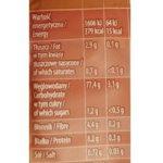 Kupiec, Wafle ryżowe bez glutenu Super Slim z kaszą gryczaną białą, skład i wartości odżywcze, copyright Olga Kublik