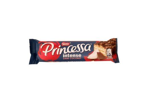 Nestle, Princessa Intense Dark Coconut, wafelek Princessa kokosowa w czekoladzie ciemnej deserowej, copyright Olga Kublik