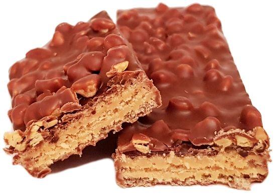 Nestle, Princessa Intense Peanut Butter, wafelek Princessa masło orzechowe, copyright Olga Kublik