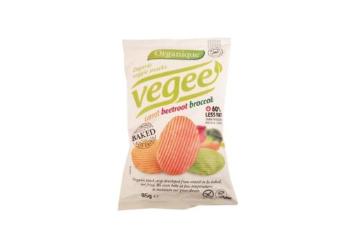 Organique, Organic veggie snacks Vegee carrot betroot broccoli wegańskie ekologiczne chipsy warzywne bez glutenu, copyright Olga Kublik